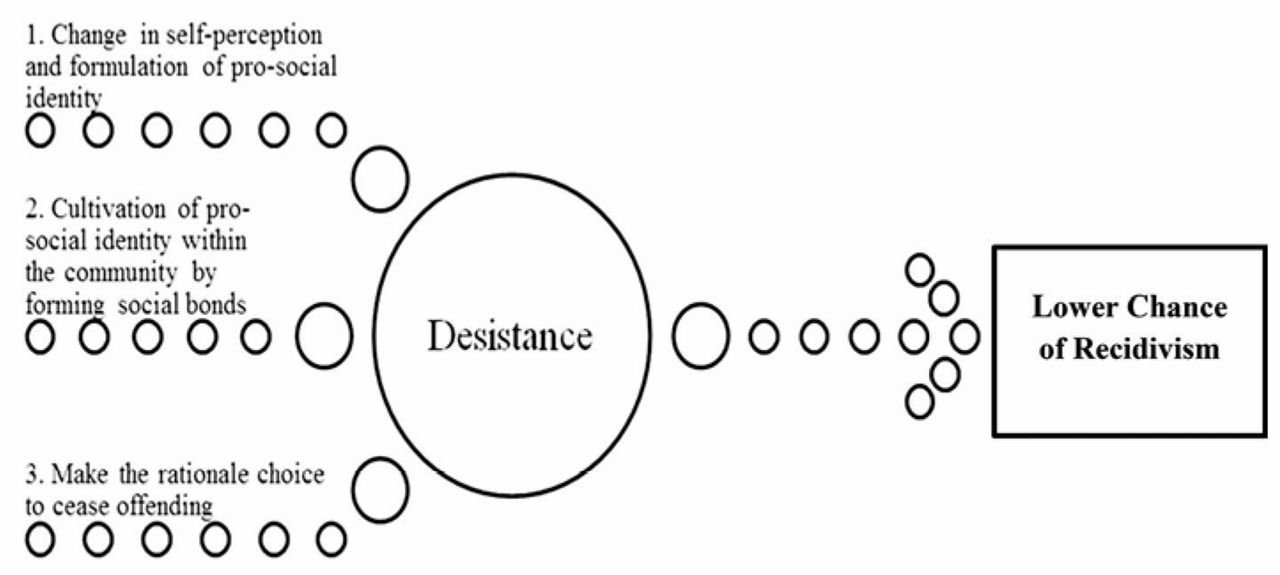 Persistence and Desistance Narratives: Understanding the Role of
