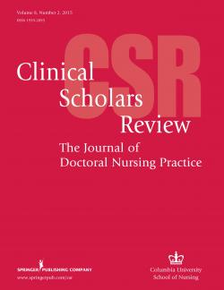 Clinical Scholars Review | Springer Publishing